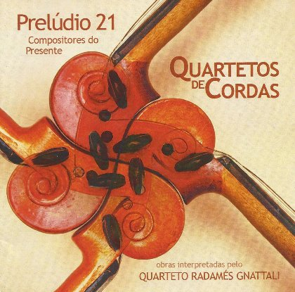 Prelúdio 21 & Quarteto Radamés Gnattali
