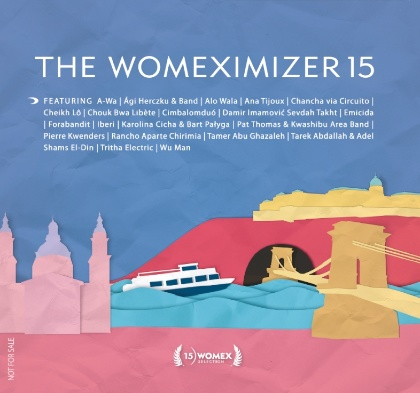 WOMEXimizer 15 Extended - Various artists