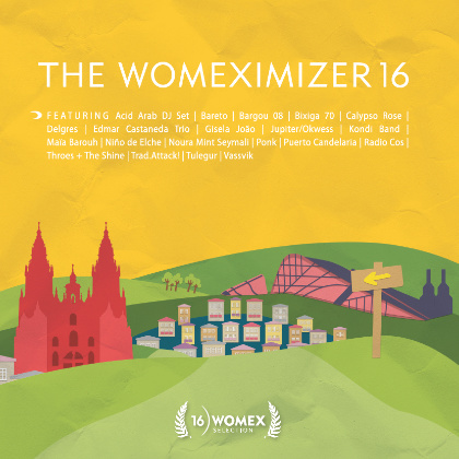 WOMEXimizer 16 Extended - Various artists