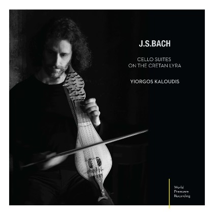 J.S. BACH Cello Suites on the Cretan Lyra - Yiorgos Kaloudis