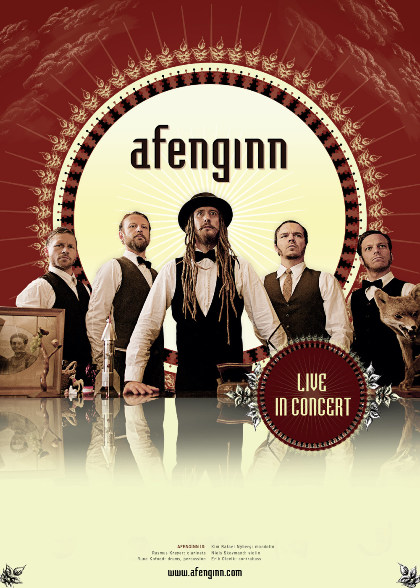 Afenginn - LUX-tour